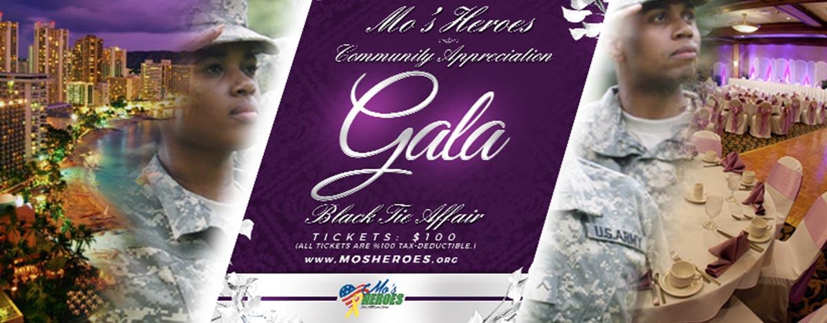 Community Appreciation Gala